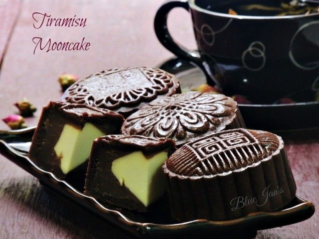 Bánh Trung Thu Tiramisu 2016